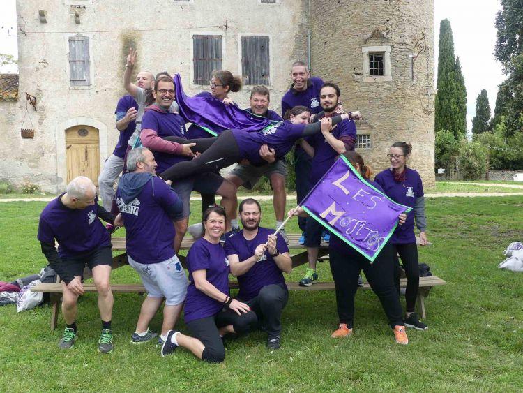 Equipe 2 koh lanta Carcassonne