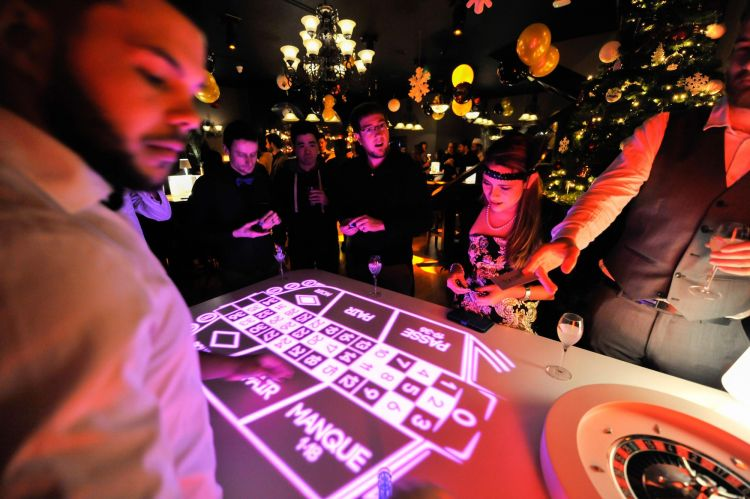 Casino lumineux montpellier