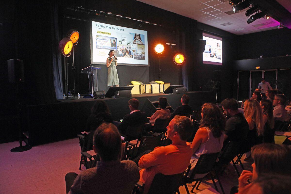 conference bien-être au travail congrès montpellier