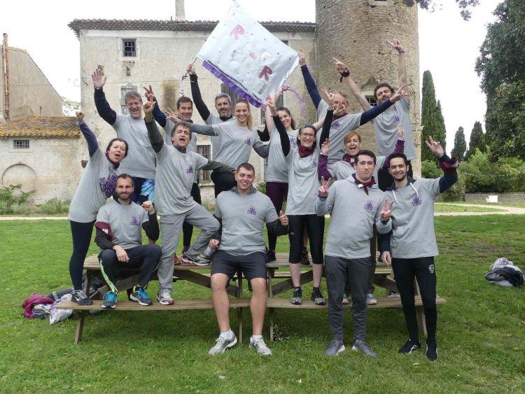 Equipes Koh lanta Carcassonne