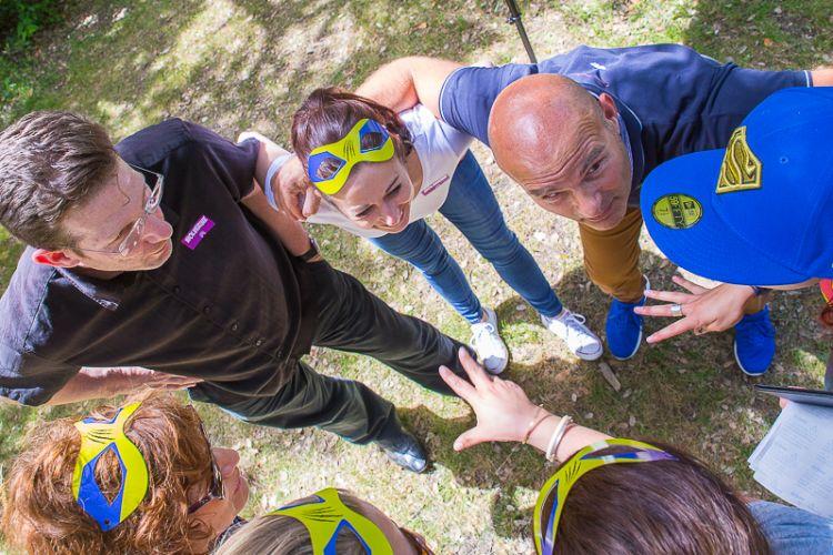 team building cohesion equipe